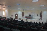 كلية صور الجامعية : زيارة جمعية المرأة العمانية بصور